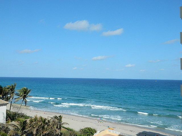 4505 S Ocean Boulevard #602, Highland Beach, FL 33487 (#RX-10410122) :: Ryan Jennings Group