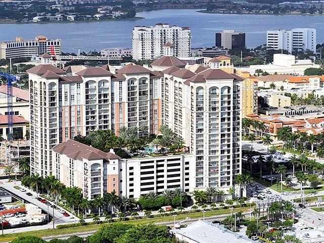 550 Okeechobee Boulevard #610, West Palm Beach, FL 33401 (#RX-10412097) :: Ryan Jennings Group