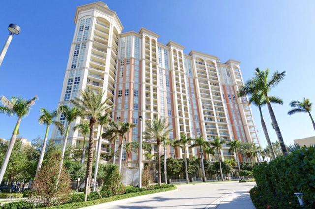 550 Okeechobee Boulevard Uph-07, West Palm Beach, FL 33401 (#RX-10415829) :: Ryan Jennings Group