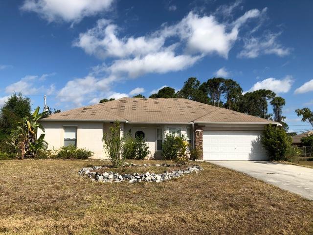 1351 SW Tadlock Avenue, Port Saint Lucie, FL 34953 (#RX-10416594) :: United Realty Consultants, Inc