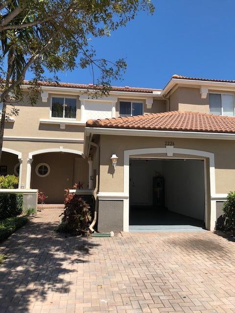 2226 Oakmont Drive, Riviera Beach, FL 33404 (#RX-10416864) :: The Haigh Group   Keller Williams Realty