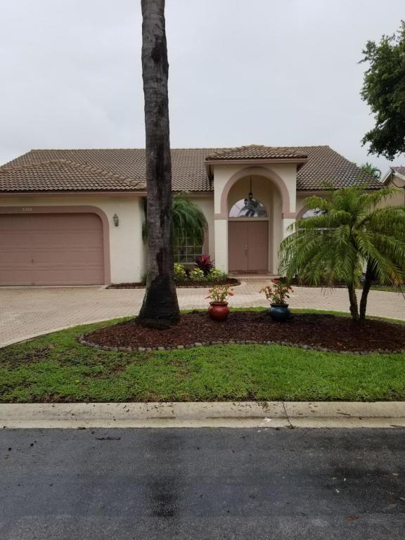 5545 NW 57th Terrace, Coral Springs, FL 33067 (MLS #RX-10433157) :: Castelli Real Estate Services