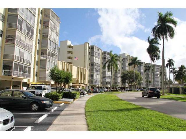 300 Diplomat Parkway #515, Hallandale Beach, FL 33009 (MLS #RX-10435885) :: Castelli Real Estate Services