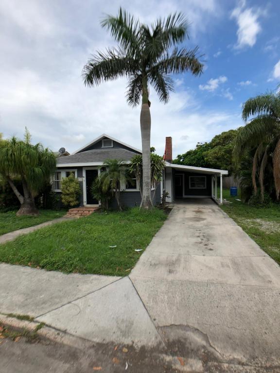 713 N C Street, Lake Worth, FL 33460 (#RX-10446695) :: Ryan Jennings Group