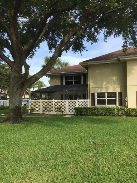 26 Clinton Court A, Royal Palm Beach, FL 33411 (#RX-10447916) :: Blue to Green Realty