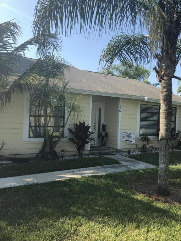 708 Stonewood Court 20C, Jupiter, FL 33458 (#RX-10448335) :: Blue to Green Realty