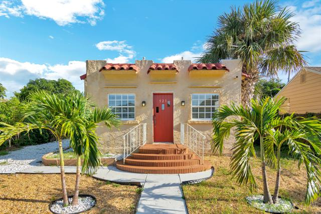 521 45th Street, West Palm Beach, FL 33407 (MLS #RX-10464704) :: Castelli Real Estate Services