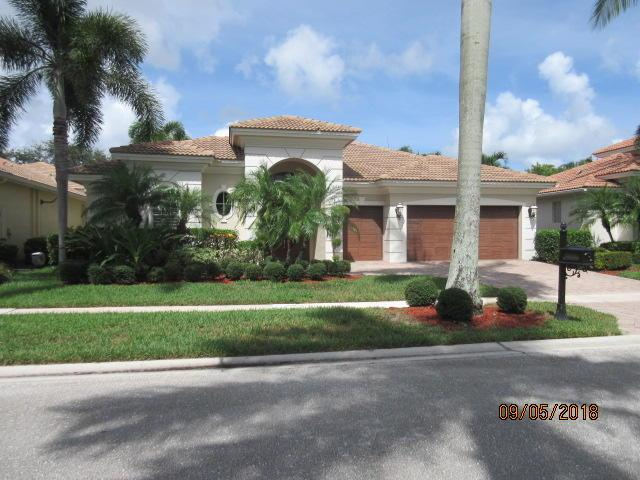 8029 Laurel Ridge Court, Delray Beach, FL 33446 (#RX-10465471) :: United Realty Consultants, Inc