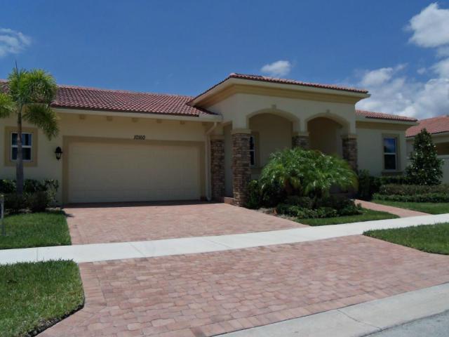 10160 SW Azzo Lane, Port Saint Lucie, FL 34986 (#RX-10465479) :: United Realty Consultants, Inc