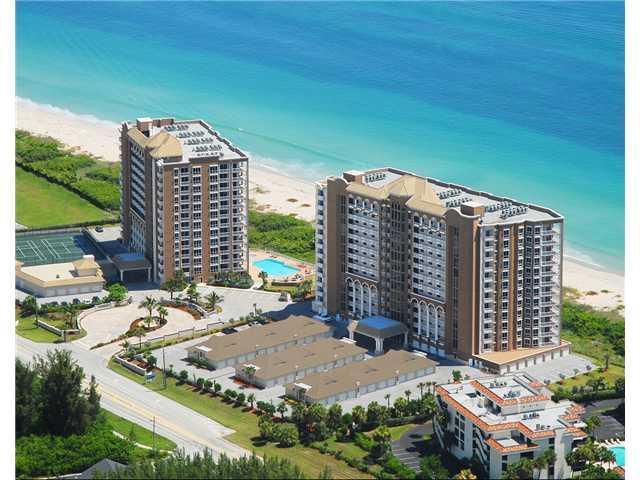 4180 N A1a #202, Hutchinson Island, FL 34949 (MLS #RX-10469652) :: Berkshire Hathaway HomeServices EWM Realty