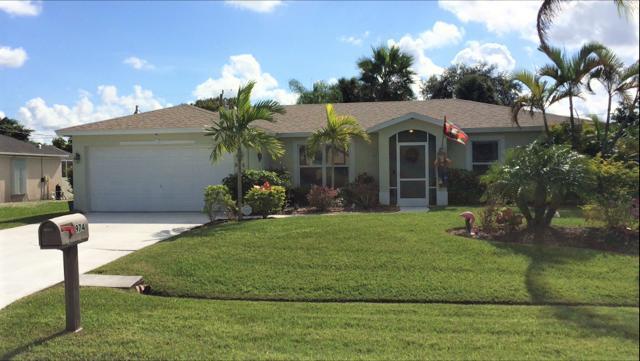974 SE Bayfront Avenue, Port Saint Lucie, FL 34983 (#RX-10480728) :: Ryan Jennings Group