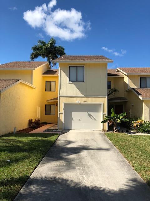 1573 Woodbridge Circle, West Palm Beach, FL 33406 (#RX-10480793) :: Blue to Green Realty