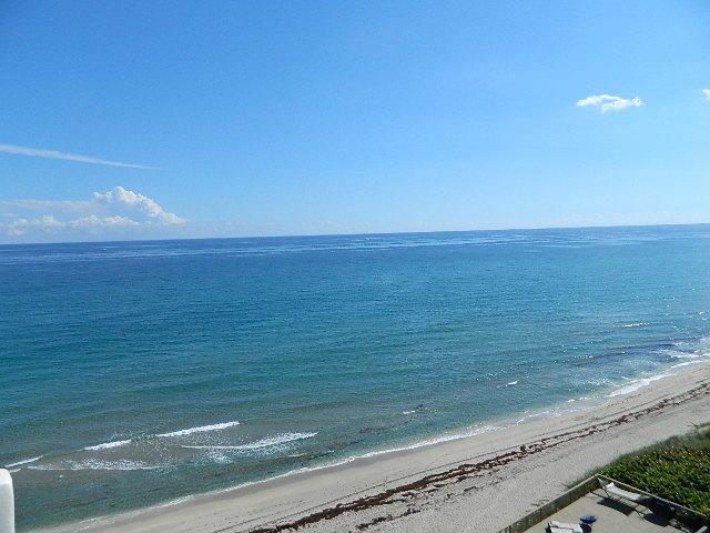 4511 S Ocean Boulevard #805, Highland Beach, FL 33487 (#RX-10482710) :: Ryan Jennings Group