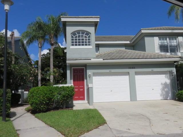 10185 Andover Coach Circle G1, Lake Worth, FL 33449 (MLS #RX-10484105) :: Castelli Real Estate Services