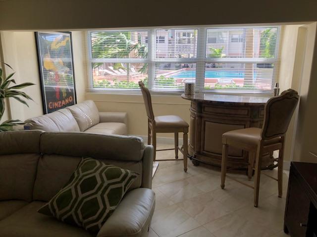 3133 S Ocean Drive #117, Hallandale Beach, FL 33009 (MLS #RX-10485031) :: Castelli Real Estate Services