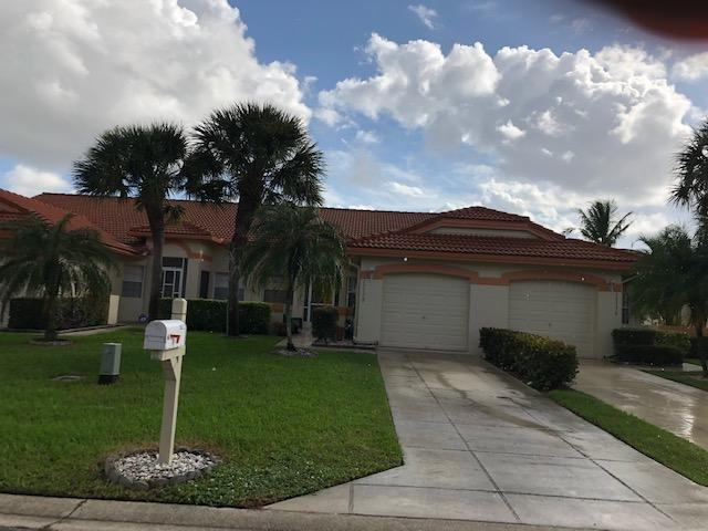 15172 W Tranquility Lake Drive, Delray Beach, FL 33446 (#RX-10492963) :: Weichert, Realtors® - True Quality Service