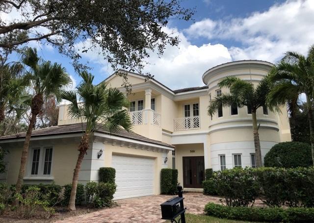 500 Oceanview Lane, Vero Beach, FL 32963 (#RX-10500055) :: The Reynolds Team/Treasure Coast Sotheby's International Realty