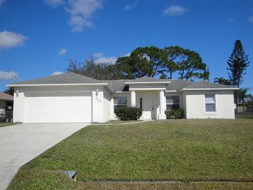 2455 SE Wishbone Road, Port Saint Lucie, FL 34952 (#RX-10503666) :: The Reynolds Team/Treasure Coast Sotheby's International Realty