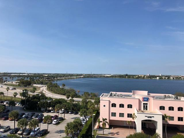 616 Clearwater Park Road #813, West Palm Beach, FL 33401 (#RX-10505491) :: The Rizzuto Woodman Team