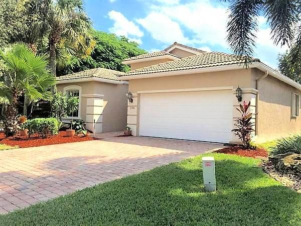 6504 Pisano Drive, Lake Worth, FL 33467 (#RX-10506577) :: Weichert, Realtors® - True Quality Service