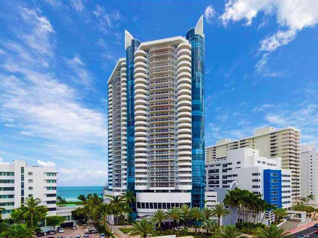 6301 Collins Avenue Ph-7, Miami Beach, FL 33141 (#RX-10514219) :: Ryan Jennings Group