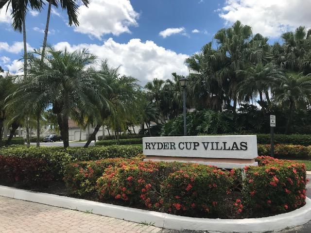 106 Ryder Cup Circle #106, Palm Beach Gardens, FL 33418 (#RX-10524002) :: Dalton Wade