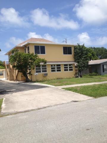 305 Cypress Drive #1, Lake Park, FL 33403 (MLS #RX-10529979) :: Berkshire Hathaway HomeServices EWM Realty