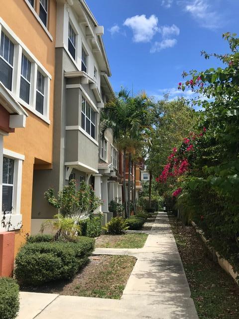500 Pacific Grove Drive #3, West Palm Beach, FL 33401 (MLS #RX-10531197) :: Berkshire Hathaway HomeServices EWM Realty
