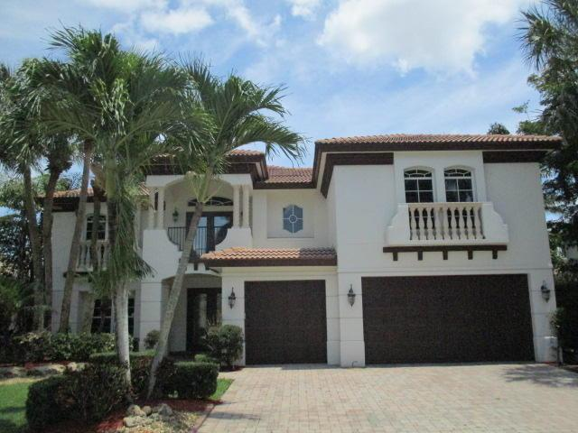 16240 Mira Vista Lane, Delray Beach, FL 33446 (MLS #RX-10531319) :: Berkshire Hathaway HomeServices EWM Realty