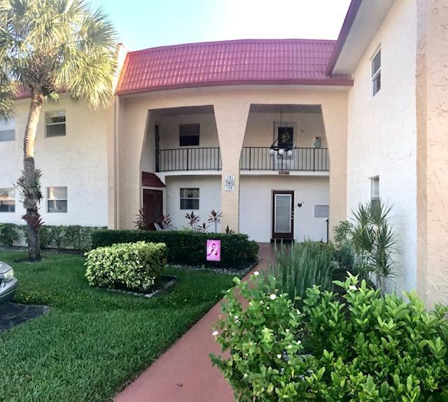 153 Lake Carol Drive #153, West Palm Beach, FL 33411 (MLS #RX-10532107) :: The Paiz Group