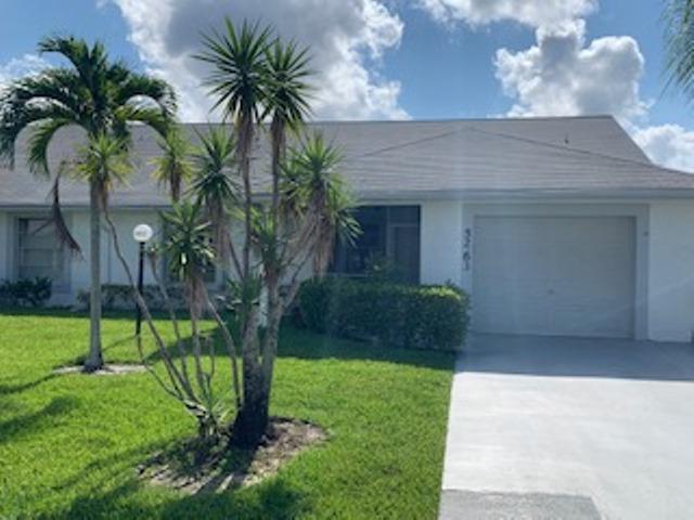 5263 Crystal Anne Drive, West Palm Beach, FL 33417 (#RX-10532958) :: The Reynolds Team/Treasure Coast Sotheby's International Realty