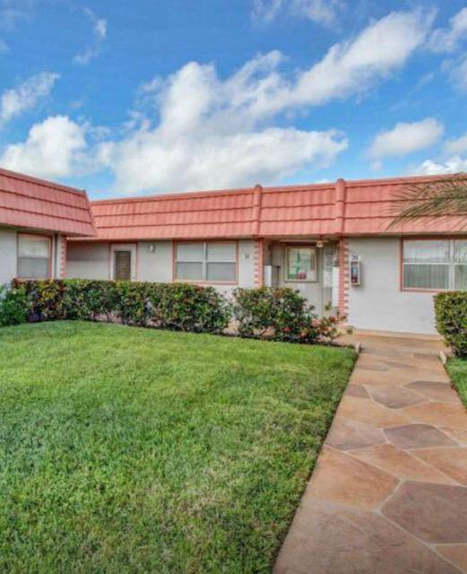 36 Seville B, Delray Beach, FL 33446 (MLS #RX-10534914) :: Castelli Real Estate Services