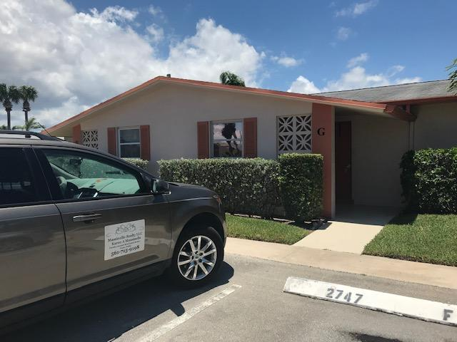 2747 Dudley Drive E G, West Palm Beach, FL 33415 (MLS #RX-10535098) :: EWM Realty International