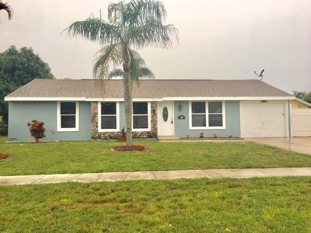 1431 Donwoods Lane, Royal Palm Beach, FL 33411 (MLS #RX-10539100) :: EWM Realty International