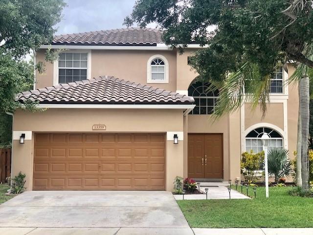 13359 NW 16th Street, Pembroke Pines, FL 33028 (MLS #RX-10539123) :: EWM Realty International