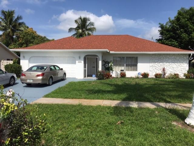 1401 Scottsdale Road W, West Palm Beach, FL 33417 (MLS #RX-10541180) :: Berkshire Hathaway HomeServices EWM Realty