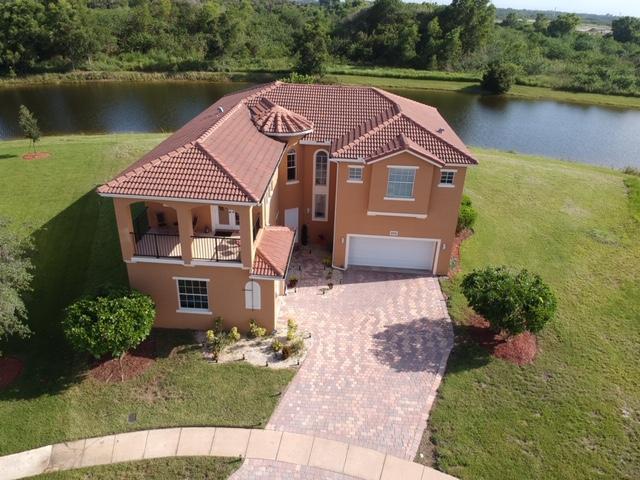 8752 Cobblestone Drive, Fort Pierce, FL 34945 (#RX-10541427) :: Weichert, Realtors® - True Quality Service