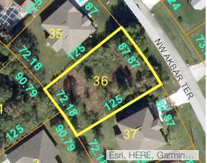 5384 NW Akbar Terrace, Port Saint Lucie, FL 34986 (MLS #RX-10541922) :: Berkshire Hathaway HomeServices EWM Realty