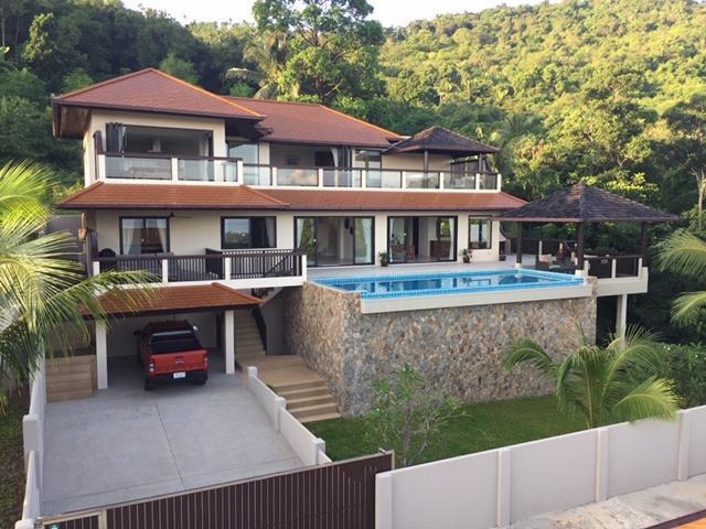 1 Banyan Villa, Bophut,Koh Samui C3, Out Of Country, FL 00000 (MLS #RX-10544296) :: Berkshire Hathaway HomeServices EWM Realty