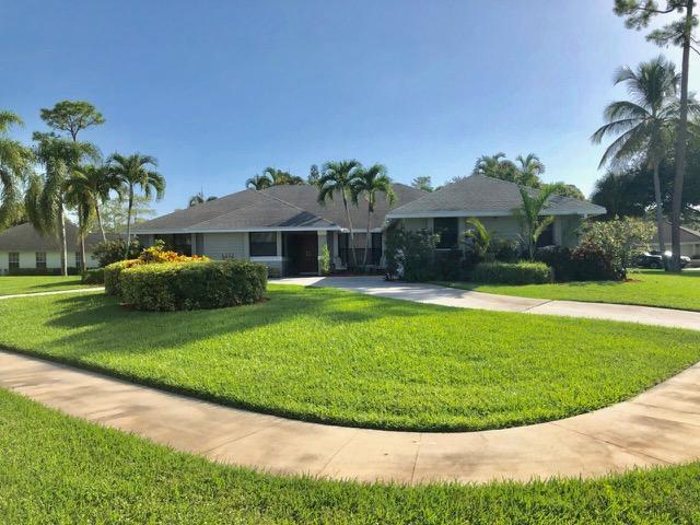 1395 Wood Row Way, Wellington, FL 33414 (MLS #RX-10546321) :: Castelli Real Estate Services