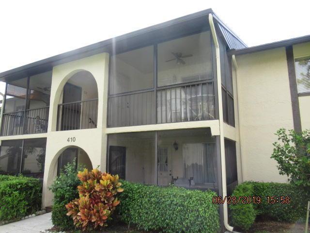 410 Pine Glen Lane B-2, Greenacres, FL 33463 (#RX-10546326) :: Weichert, Realtors® - True Quality Service