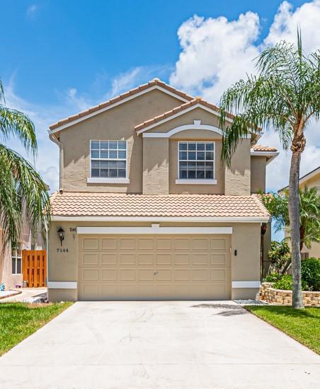 7144 Crawl Key Way, Lake Worth, FL 33467 (MLS #RX-10546796) :: Castelli Real Estate Services
