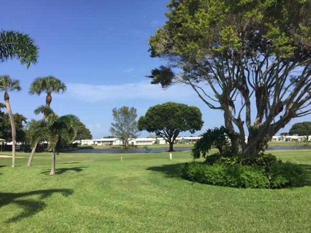 400 SW Golfview Terrace #107, Boynton Beach, FL 33426 (MLS #RX-10546862) :: The Paiz Group