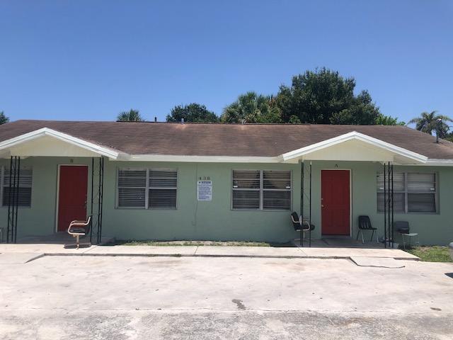 438 N 22nd Street, Fort Pierce, FL 34950 (#RX-10547170) :: Ryan Jennings Group