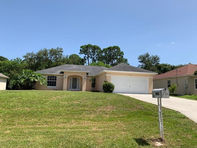 1414 SW Dimperio Avenue, Port Saint Lucie, FL 34953 (#RX-10547236) :: Ryan Jennings Group