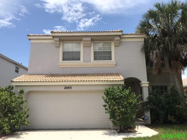 2093 Reston Circle, Royal Palm Beach, FL 33411 (#RX-10548497) :: Ryan Jennings Group