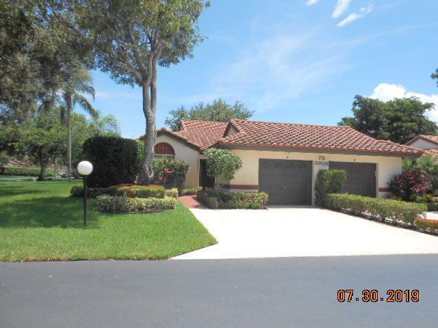 5908 Summer Lake Lane A, Boynton Beach, FL 33437 (#RX-10550478) :: Weichert, Realtors® - True Quality Service