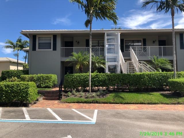 12 Stratford Drive E A, Boynton Beach, FL 33436 (MLS #RX-10551517) :: The Paiz Group