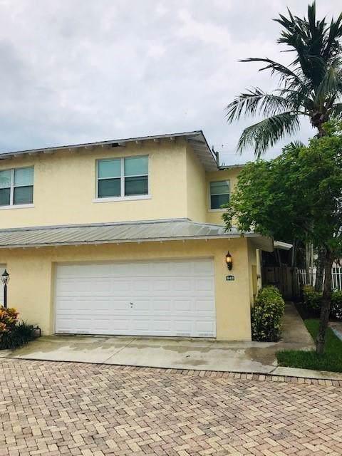 842 SE 4th Court, Deerfield Beach, FL 33441 (#RX-10557167) :: Ryan Jennings Group