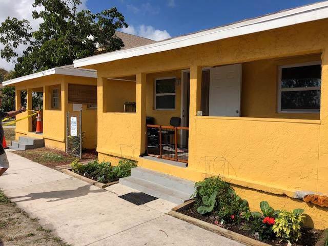1019 21st Street, West Palm Beach, FL 33407 (#RX-10557173) :: Weichert, Realtors® - True Quality Service